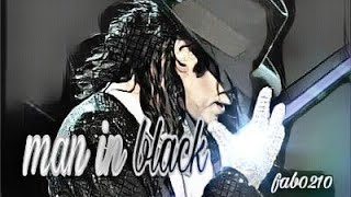 michael jackson - man in black (unreleased song)