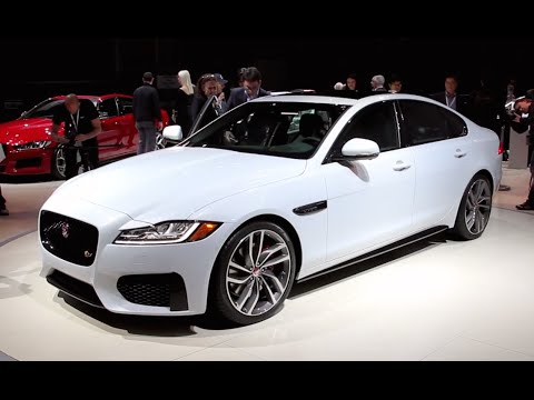 2016 Jaguar XF In-Depth Look - 2015 NYIAS - Fast Lane Daily