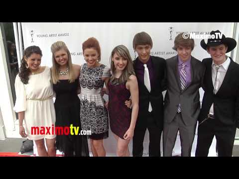 34th Annual YOUNG ARTIST AWARDS Red Carpet ARRIVALS - Over 100 Young Actors!