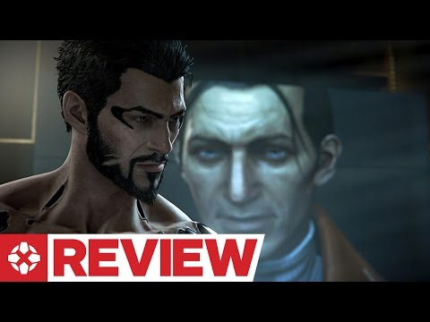 Deus Ex: Mankind Divided - System Rift DLC Review