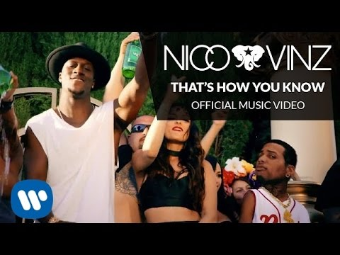 Nico Vinz - Thats How You Know