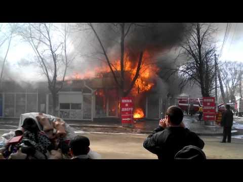 Incendiu în centrul or.Cahul
