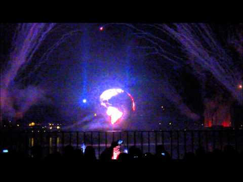 IllumiNations: Reflections of Earth, Epcot, Walt Disney World, (HD) - Winter