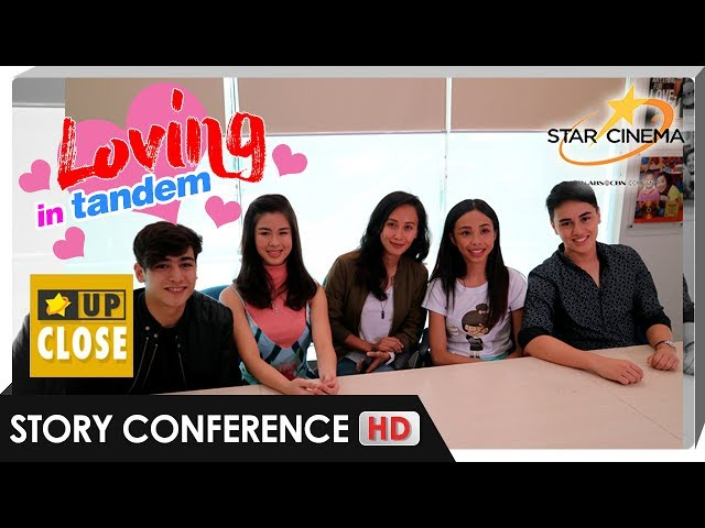 Story Conference of  'Loving In Tandem' | MayWard, KissMarc