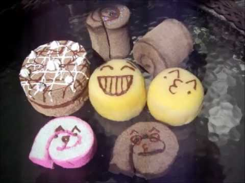 Diy Squishy Cake Roll : Homemade Squishy Buns and Cake Rolls! :D - YouTube
