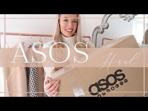 ASOS HAUL & TRY ON // Pre-Spring 2018      Fashion Mumblr