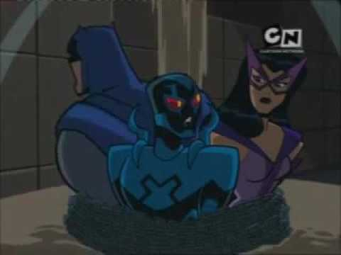 Охотница ищет стрелу Бэтмена