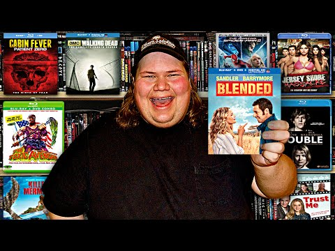 My Blu-ray Collection Update 8/23/14 : Blu ray and Dvd Movie Reviews