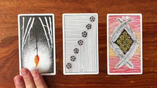 Daily Tarot Reading for 27 July 2017 | Gregory Scott Tarot