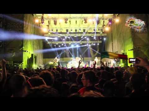 MANU CHAO & La Ventura LIVE @ PARCO GONDAR _ Gallipoli  6-7-2013