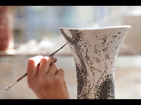 Ceramic Review: Masterclass with Daphne Carnegy