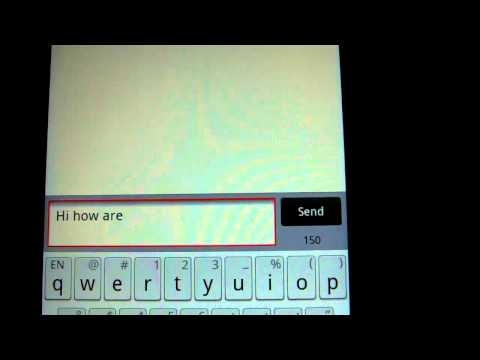 Textfree Android App Review send all the Text messages for Free