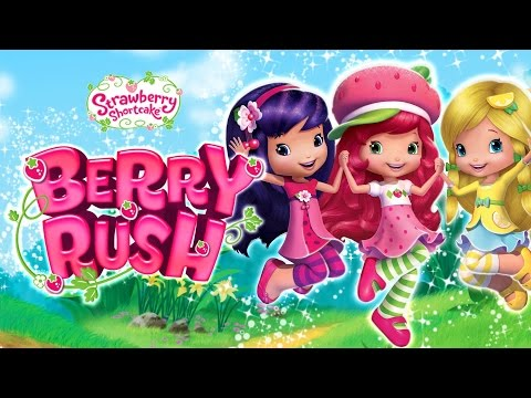 Strawberry Shortcake: Berry Rush - iOS / Android - HD (Sneak Peek) Gameplay Trailer