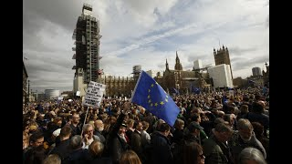 U.K. Parliament Voting on Plan to Take Over Brexit Agenda