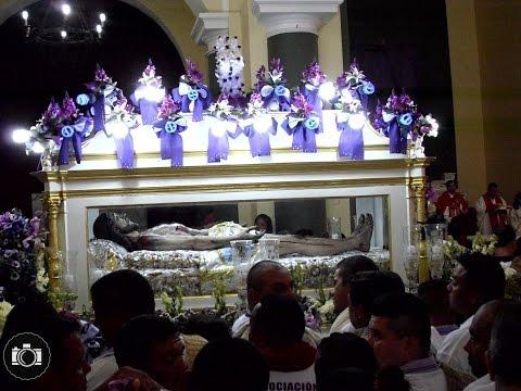 Procesión del Santo Sepulcro de Villa de Cura Misa del Santo Entierro