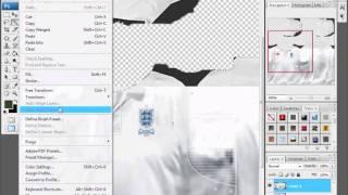 ¿Cómo crear camisetas de futbol en HD para GTA SA? P.1/2