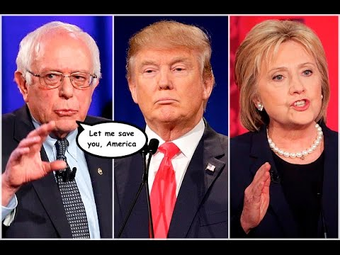 Donald Trump DEFEATS Hillary Clinton in New Poll—We Need Bernie Sanders!