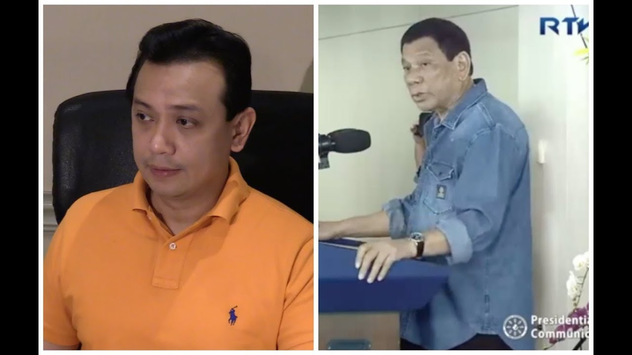 Trillanes to Congress: Protest Duterte's meddling in Sereno case
