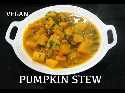 How to Make Pumpkin Curry - Pumpkin Recipes - Vegan Recipes - Pumpkin Stew - कद्दू - Kaddoo Masala