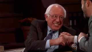 Bernie Sanders responds to Larry David portraying him on SNL