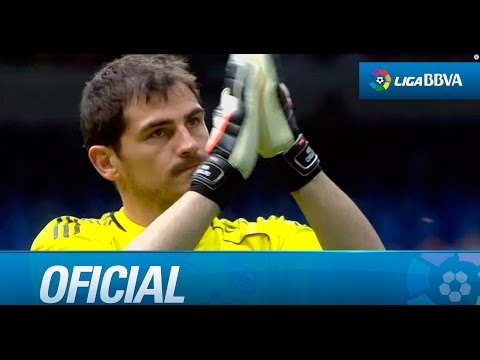 Iker Casillas ● El Santo Eterno ●  Paradas Top