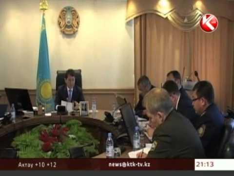 Подчиненные шокировали акима Северо-Казахстанской области
