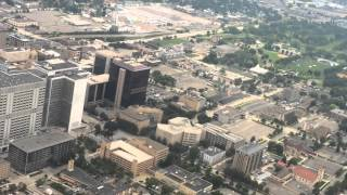 Flight over Rochester, MN on Sat. July 11, 2015