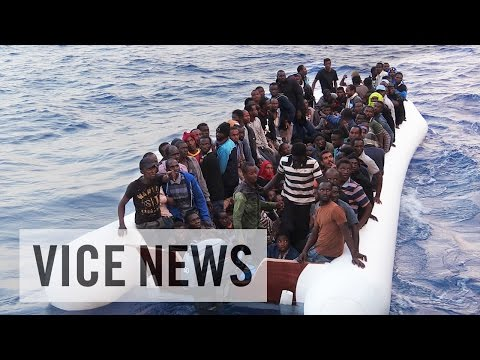Lifeline: Refugees at Sea (Trailer)