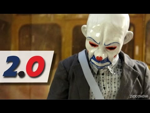 Hot Toys Joker Bank Robber 2.0 CCXP e Toy Fair Exclusive Review / DiegoHDM