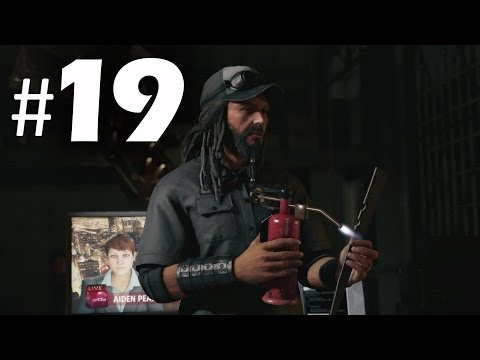 Watch Dogs Part 19 - The Future is in Blume - Gameplay Walkthrough PS4