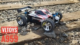 Wltoys A959 Vortex RC Car REVIEW - Cheap, Fast and Fun!