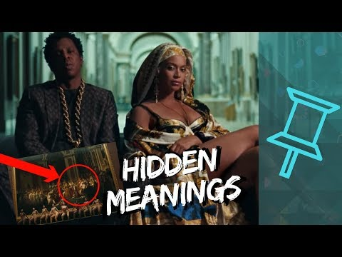 'APESHIT' Music Video | The Carters EXPLAINED (Symbolism and Messages)