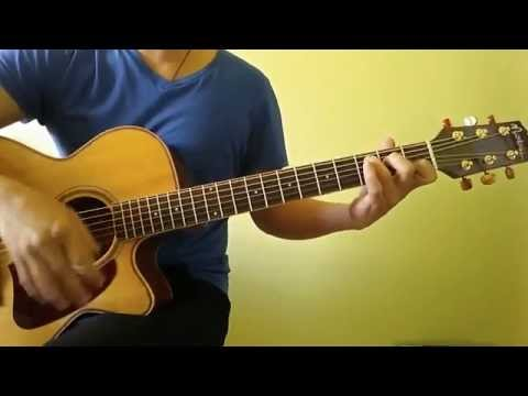 All Of Me - John Legend - Easy Guitar Tutorial (No Capo)