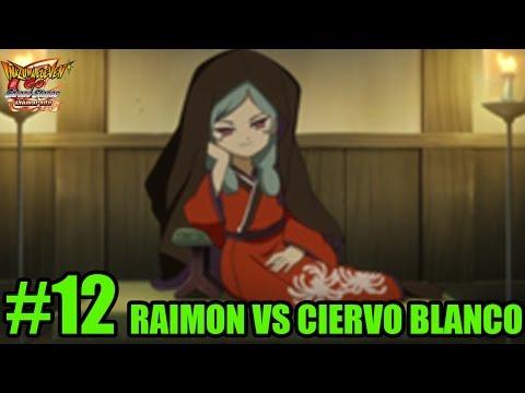 Inazuma Eleven Go 2 Chrono Stones Llamarada #12: Episodio 4 (2ªp) Raimon vs Ciervo blanco (Español)