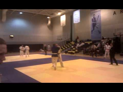 Judo Intervarsities 2011 Eoin Vs ?? (Kyus)