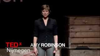 A game to map the Brain: Amy Robinson at TEDxNijmegen 2013