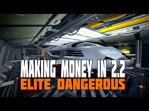 Elite Dangerous - How to Make Money in The Guardians Update 2.2