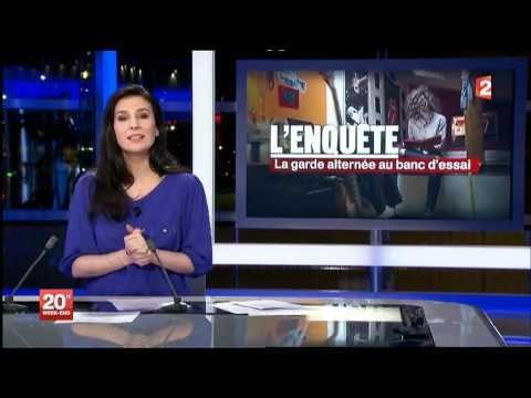 France 2 - Journal du 20h - 04-03-2012