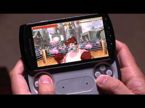 5 Great Games on the Xperia Play