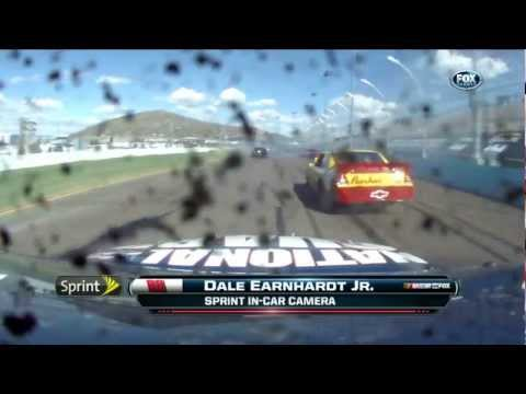 [HD] Nascar - SOUND of spins and crashes 2011