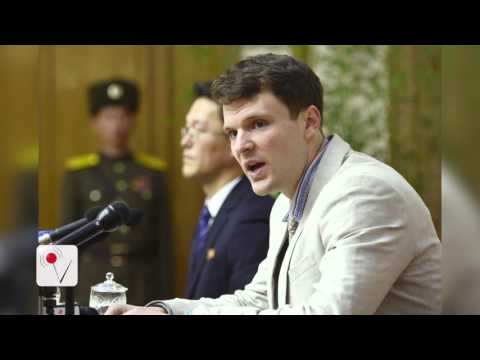 American student detained in North Korea confesses to 'hostile act'