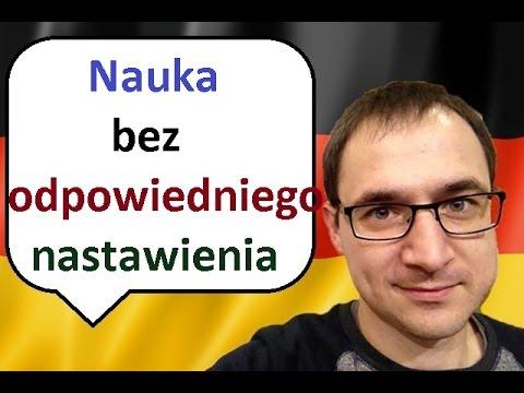 Nauka Bez Odpowiedniego Nastawienia - Język Niemiecki - Gerlic.pl