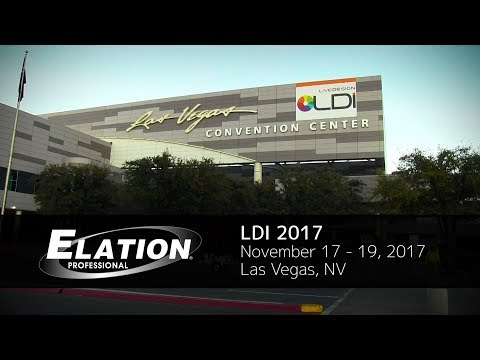 Elation Professional at LDI2017