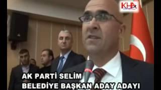 ak parti selim belediye başkan aday adayı coşkun altun www kha com tr kafkas haber ajansı