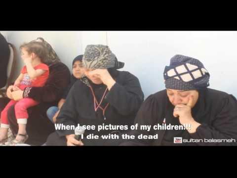 اللاجئين السوريين في الاردن(Syrian refugees in Jordan)