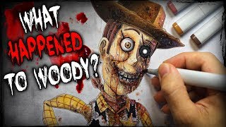 I Found a STRANGE Old TOY STORY Game | Creepypasta + Drawing (4 Scary Horror Stories)