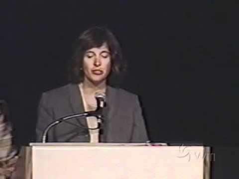 Pamela Meyer Lopker:  WITI Hall of Fame 1997 Induction Video - Women In Technology International