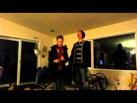 O Holy Night – Our best impression of the duo in your church you dread when they take to the stage