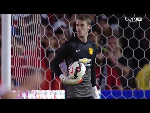 David De Gea Vs LA Galaxy 14-15 [Neutral] [HD 720p]