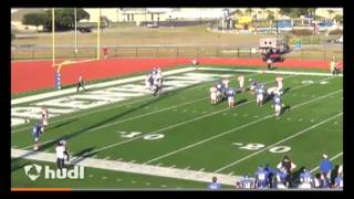 video Kendrick Johnson Defensive Line 6' 3